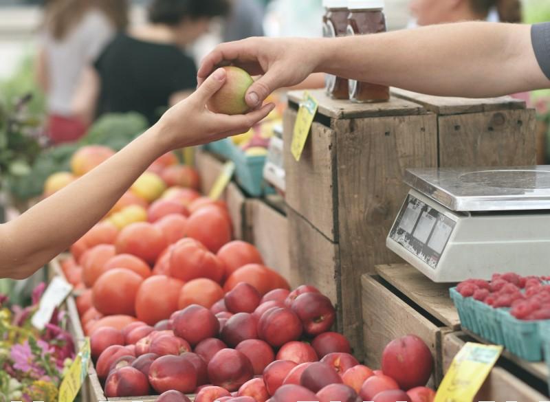 Il mercato settimanale a Bibione e dintorni