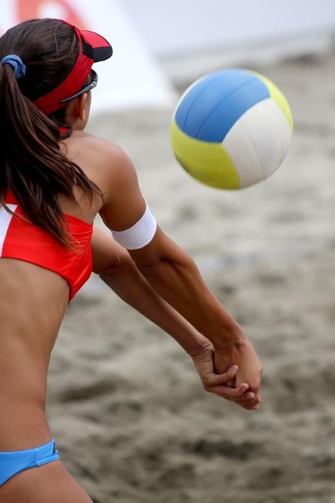 Beach Volley Marathon a Bibione